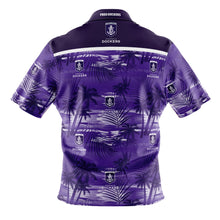 Fremantle Dockers Hawaiian Shirt Back