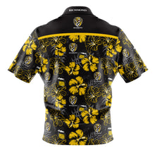 Richmond Tigers Hawaiian Shirt Back