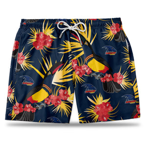 AFL Adelaide Crows Hawaiian Shorts