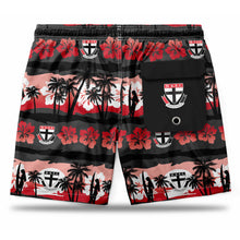 AFL St Kilda Hawaiian Shorts