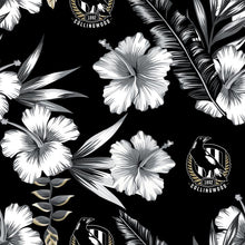 AFL Collingwood Hawaiian Shirt