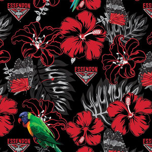 AFL Essendon Bombers Hawaiian Shirt