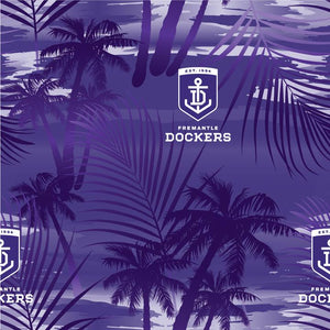 AFL Fremantle Dockers Hawaiian Shirt