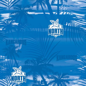AFL North Melbourne Hawaiian Shirt