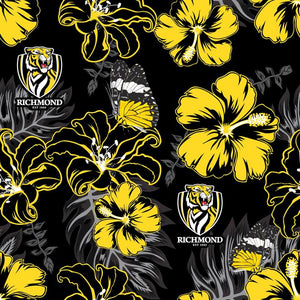 AFL Richmond Tigers Hawaiian Shirt