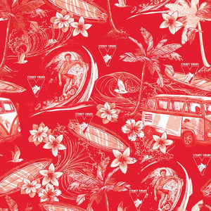 AFL Sydney Swans Hawaiian Shirt