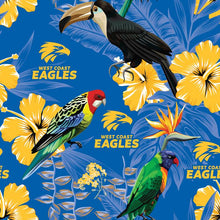 AFL West Coast Eagles Hawaiian Shirt