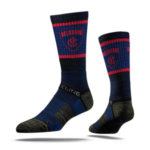 Melbourne Demons Premium Crew Team Socks