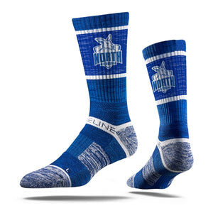 North Melbourne Kangaroos Premium Crew Team Socks