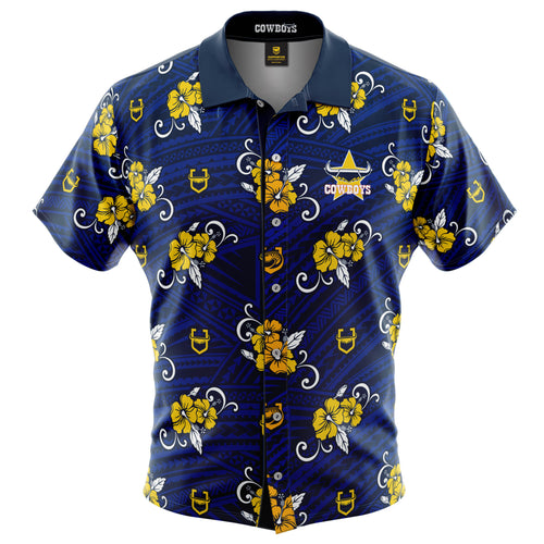 NRL Cowboys Tribal Shirt