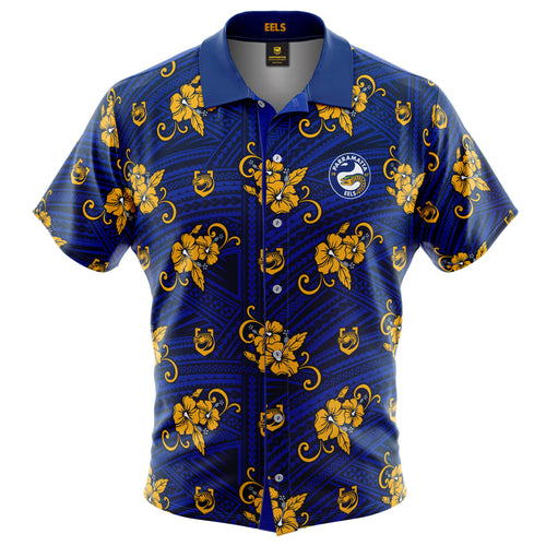 NRL Eels Tribal Shirt