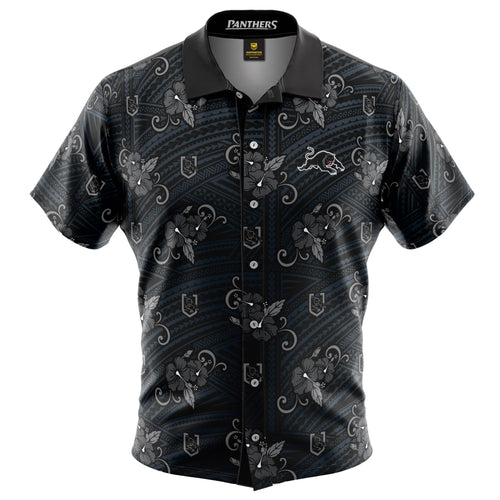 NRL Panthers Tribal Shirt