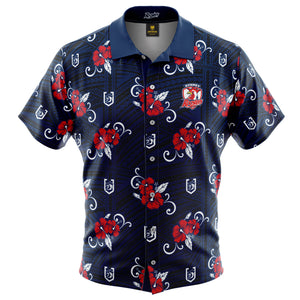 NRL Roosters Tribal Shirt
