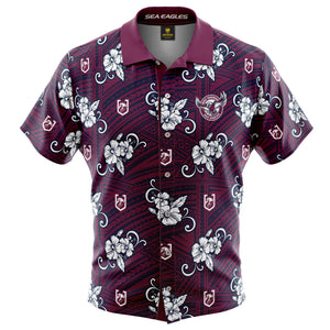 NRL Sea Eagles Tribal Shirt