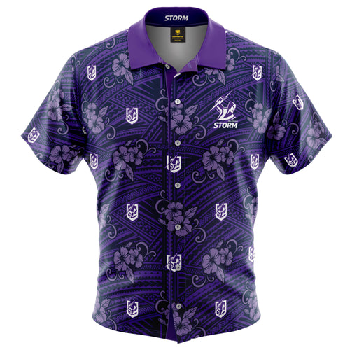 NRL Storm Tribal Shirt
