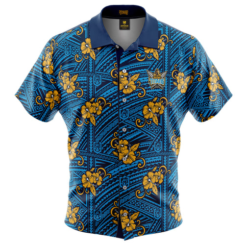NRL Titans Tribal Shirt