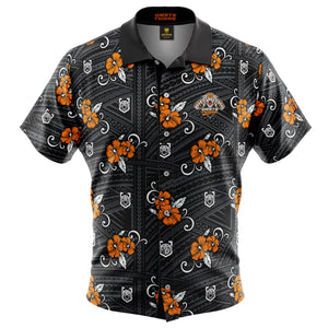NRL Wests Tigers Tribal Shirt