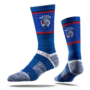 Western Bulldogs Premium Crew Team Socks