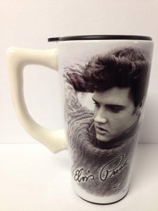 Elvis travel Mug