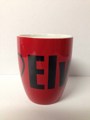 I love Elvis Red Mug