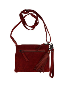 IVY 2-in-one Tasselbag Bordeaux