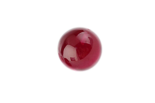 Insert, 6mm Ruby Pearl