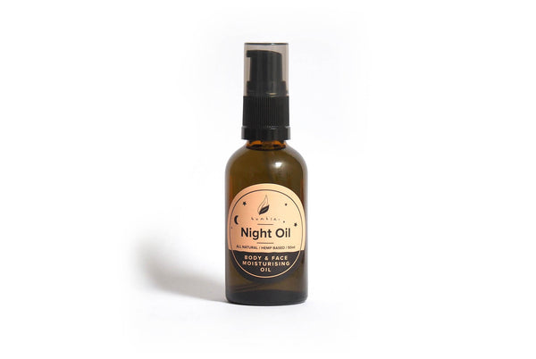 Hemp Night Oil Serum, 50ml