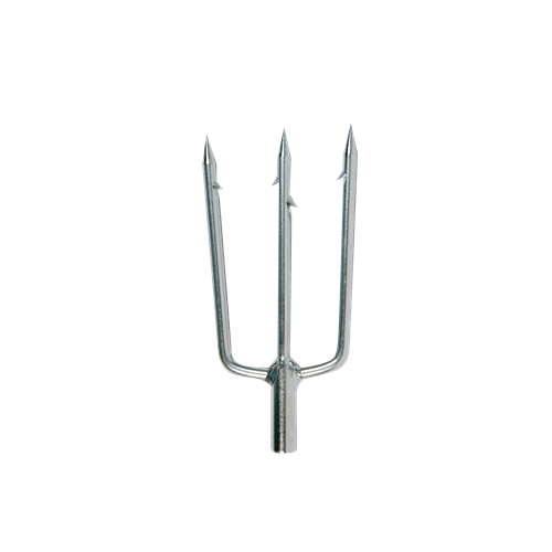 JBL - Flat Barbed Trident Point Stainless Steel - speardeals