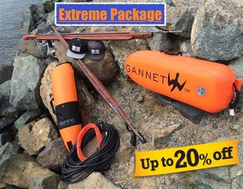 Offshore EXTREME Speargun Package - speardeals