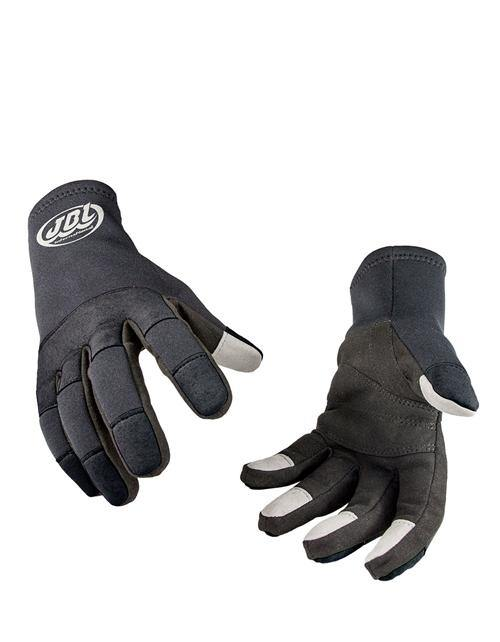 JBL - Black Amara Dive Gloves - speardeals