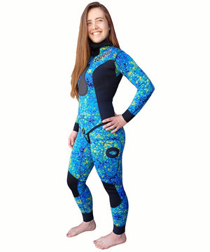 Torelli Womens Universe Wetsuit 3.5mm