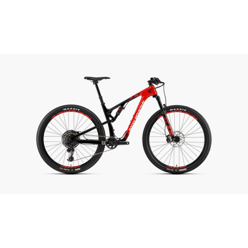 ELEMENT C70 BIKE RED/BLACK - THISWAYOUT