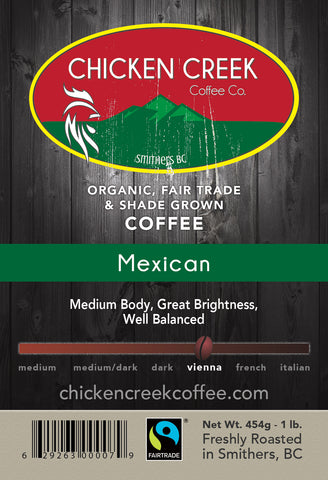 Mexican Organic Coffee