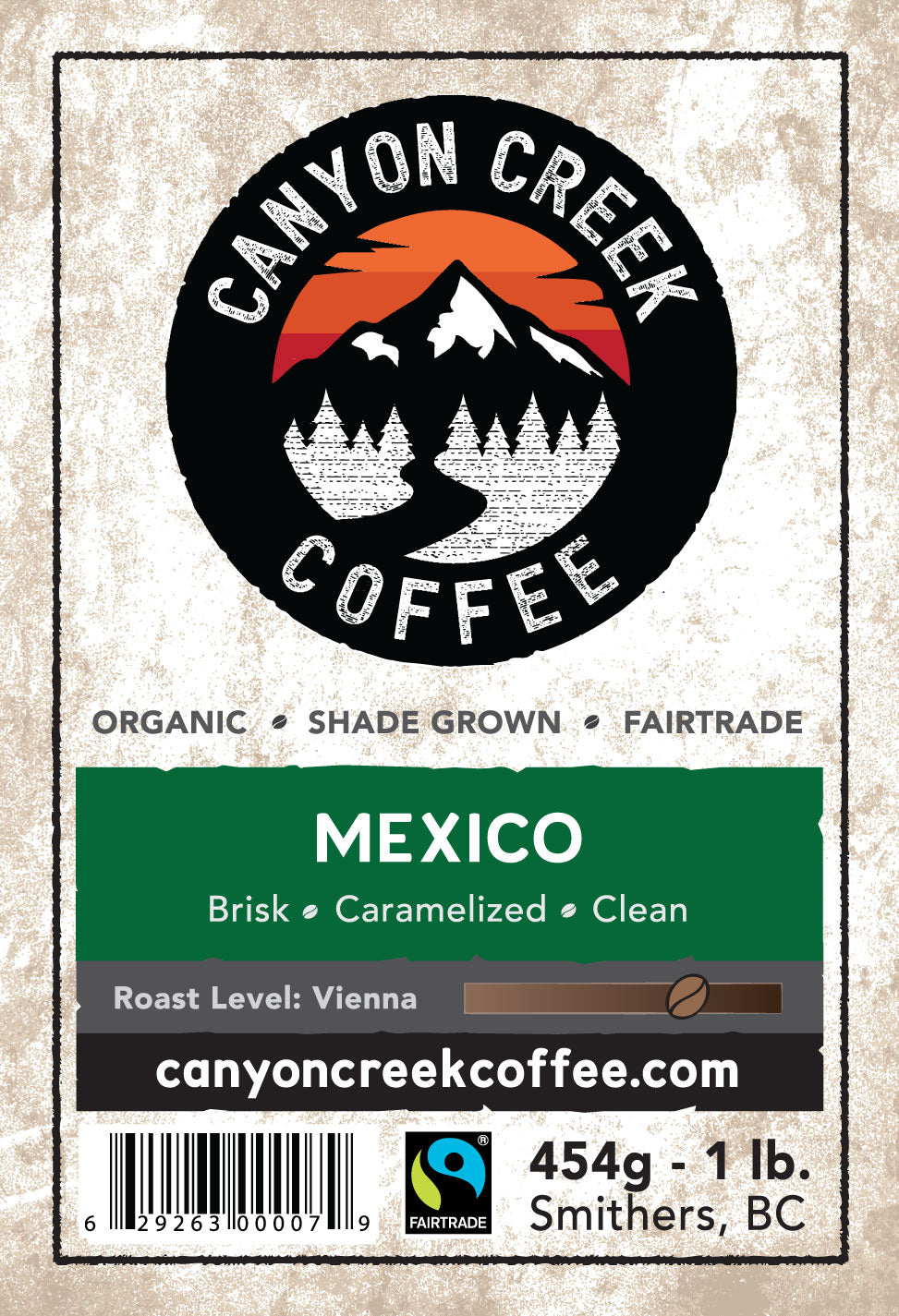 Mexico Organic Coffee