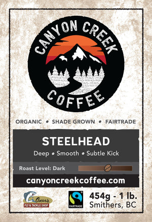 Steelhead Organic Coffee