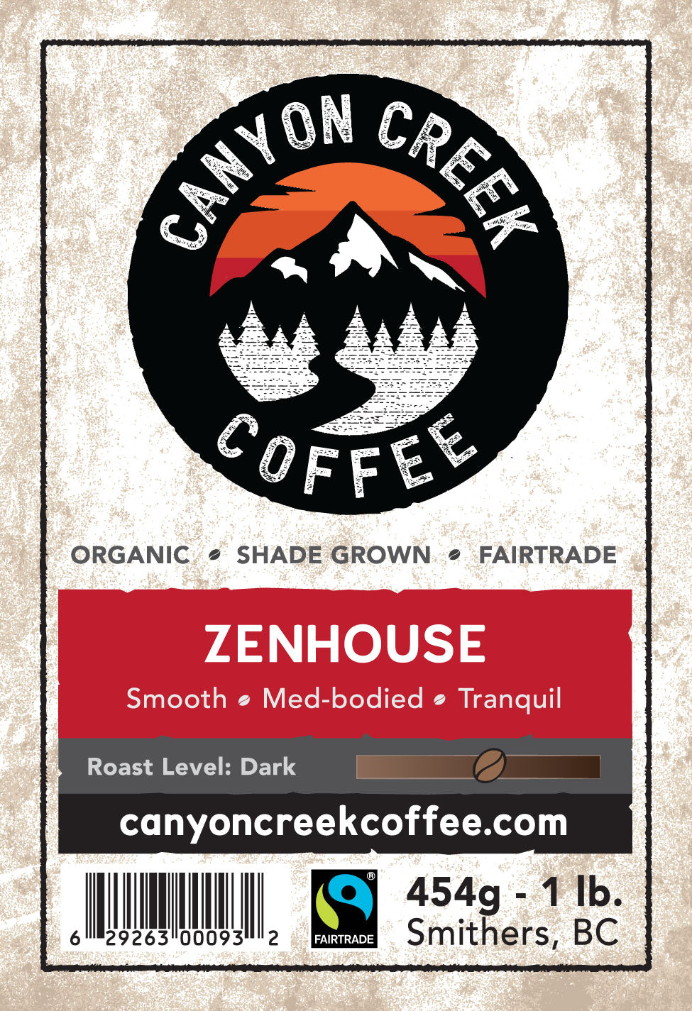 Zenhouse Organic Coffee