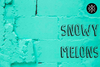 Snowy Melons by 561 Juices
