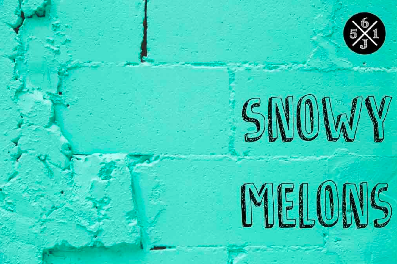 Snowy Melons by 561 Juices - Wick And Wire Co Nicotine Eliquid New Zealand