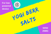 Yogi Berr by 561 Juices Salt - Wick And Wire Co Nicotine Eliquid New Zealand