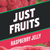 Raspberry Jelly by Just Fruits - Wick And Wire Co Nicotine Eliquid New Zealand