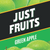 Green Apple by Just Fruits - Wick And Wire Co Nicotine Eliquid New Zealand