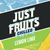 Chilled Series - Lemon Lime by Just Fruits - Wick And Wire Co Nicotine Eliquid New Zealand