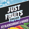 Chilled Series - Blackcurrant & Mango by Just Fruits - Wick And Wire Co New Zealand