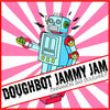Doughbot Jammy Jam - Strawberry Jam, Cinnamon Doughnut - Wick And Wire Co Nicotine Eliquid New Zealand