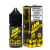 Lemon by Jam Monster Salts - Wick And Wire Co Nicotine Eliquid New Zealand