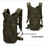 Scione Tactical Military Backpack 15L  -45% OFF