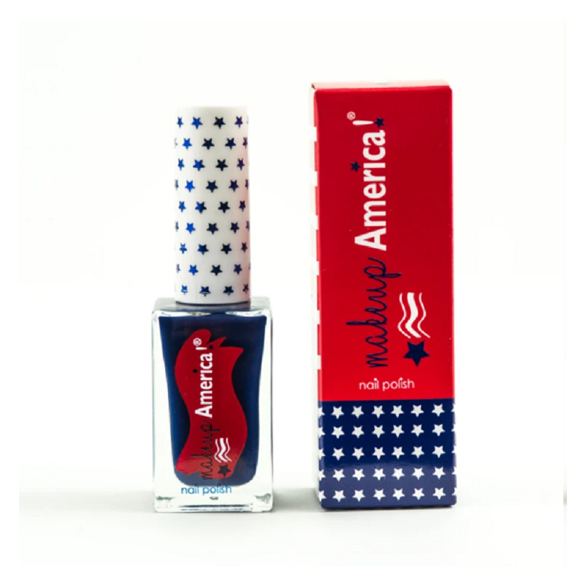 United We Stand Makeup Nail Polish