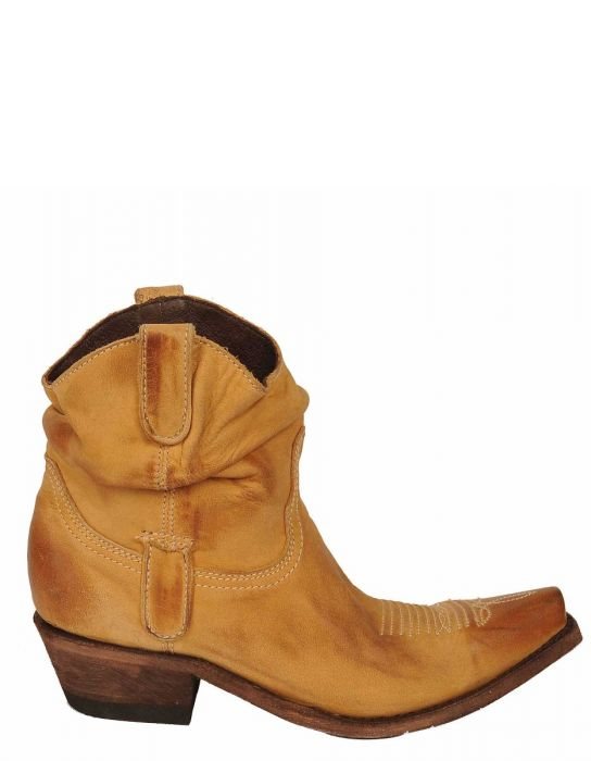 Caido Western Boho Boots Booties by Old Gringo