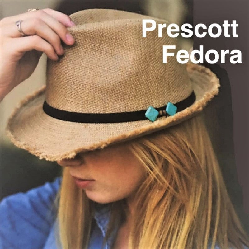 Prescott Fedora Hat Accessories