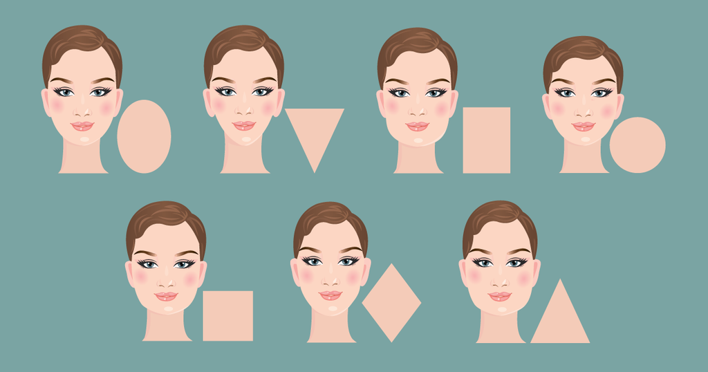 What shape glasses are best for your face shape and skin tone?